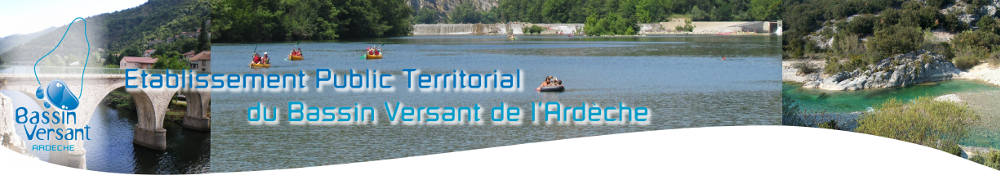 Bassin versant de l'Ardèche